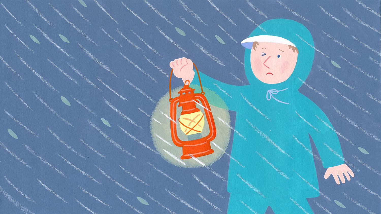 『イイはな新聞 #27』2019年10月26日放送(大阪府八尾市にある大正13年から続くハリケーンランプの会社「WINGED WHEEL」の代表・別所由加さんについて)