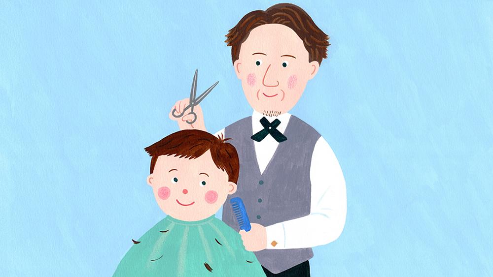 『イイはな新聞 #8』2019年4月6日放送(那須塩原で経済的に厳しい家庭の子どもの髪を無料でカットしている美容師の大倉太喜生さんについて)